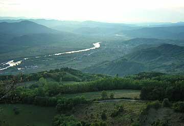 Srbija - SRBIJA NA ZAPADU Drina